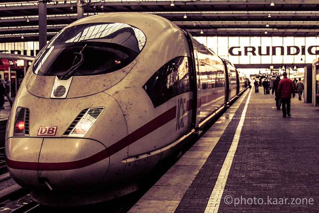 Munich Main Station
