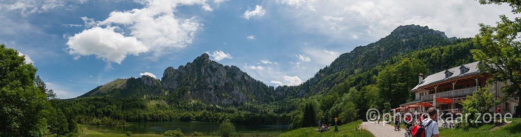 Laudachsee Panorama