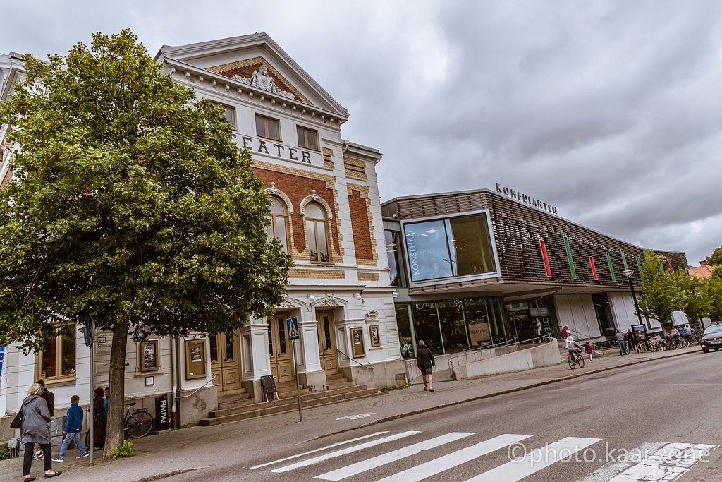 Varberg Theater and Library
