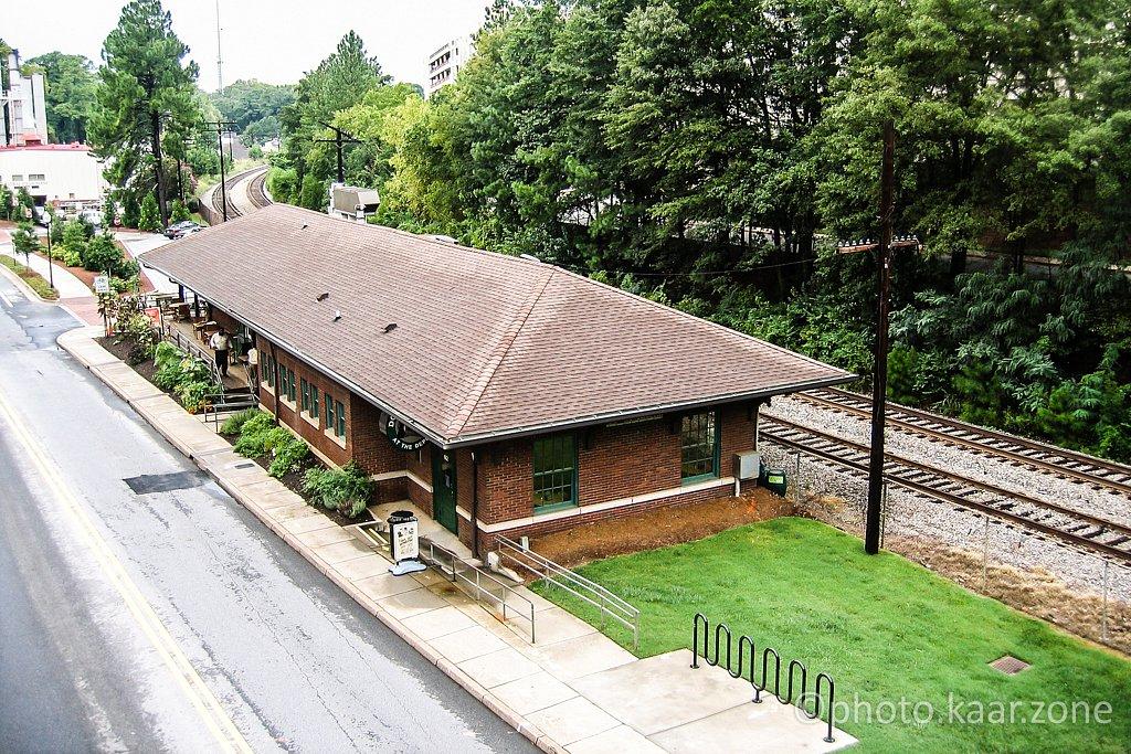 Dooley's Den at the Depot