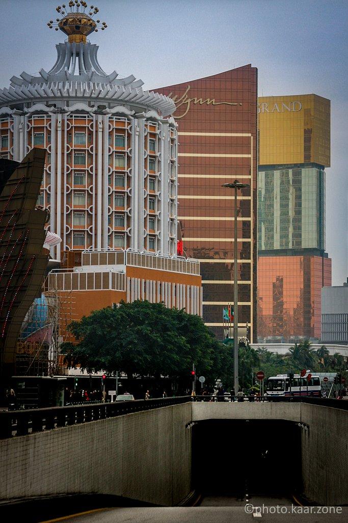 Casino Lisboa, Wynn, MGM Grand
